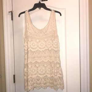 NorthStyle crocheted shell